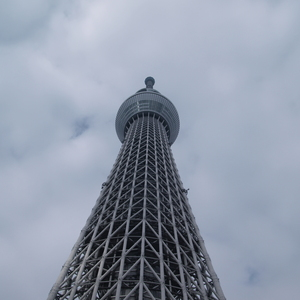 The Skytree tower