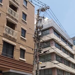 Very professional electrical wiring in Tokyo